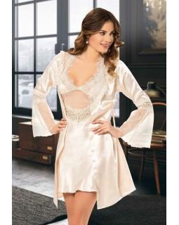 Комплект халат з сорочкою Angel`s Story 9460