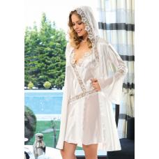 Комплект халат з сорочкою Angel`s Story 9125