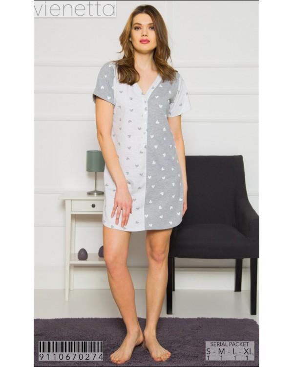 Молодіжна сорочка Vienetta 0274