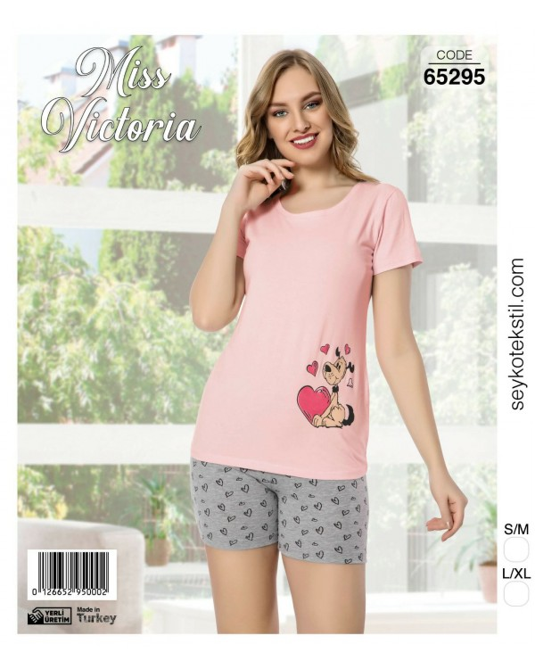 Молодіжна піжама Miss Victoria 65295