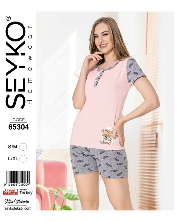Молодіжна піжама Miss Victoria 65304