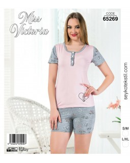 Молодіжна піжама Miss Victoria 65269