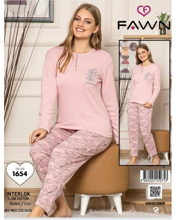 Молодіжна піжама FAWN 1654