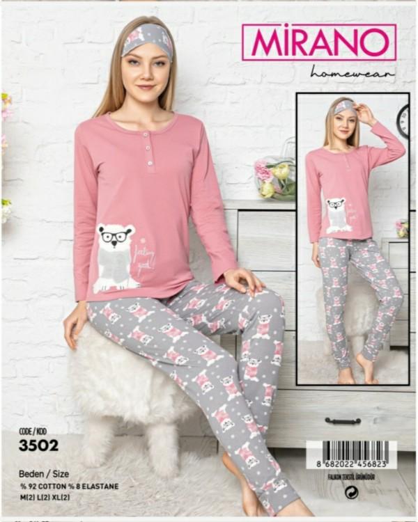 Молодіжна піжама MIRANO 3502