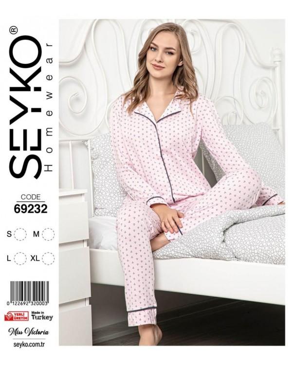 Молодіжна піжама SEYKO 69232