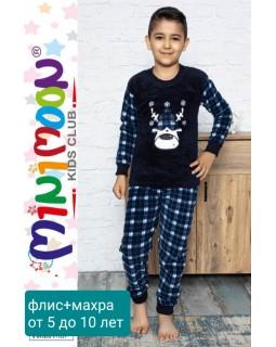 """Дитяча піжама фліс-махра """"Kids Club"""""""