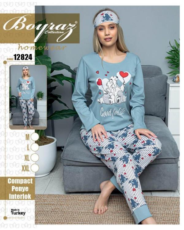 Молодіжна піжама Boyraz homewear collection 12824