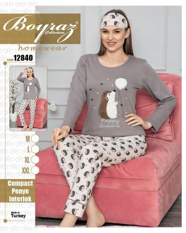 Молодіжна піжама Boyraz homewear collection 12840