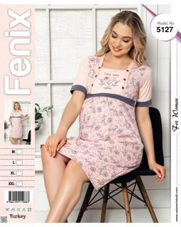 Сорочка для вагітних Fenix 5127
