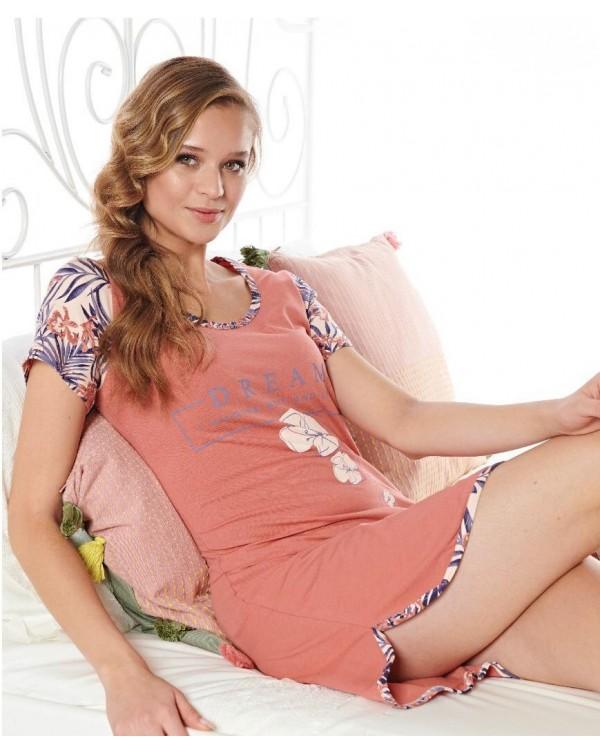 Молодіжна сорочка Pink Secret 6505