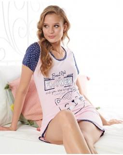Молодіжна сорочка Pink Secret 6515