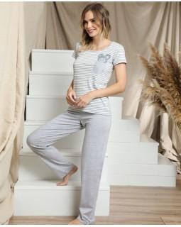 Піжама з брюками Sexen 33601
