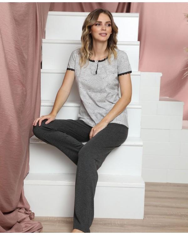 Піжама з брюками Sexen 33565