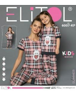 Дитяча піжама Elitol 6007
