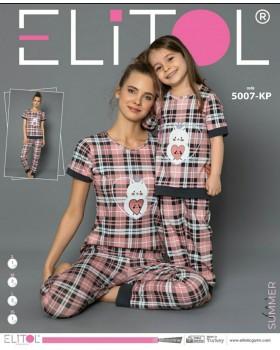 Молодіжна піжама Elitol 5007