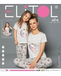 Дитяча піжама Elitol 6018
