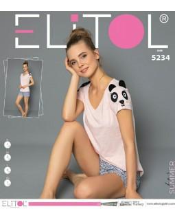 Молодіжна піжама ELITOL 5234