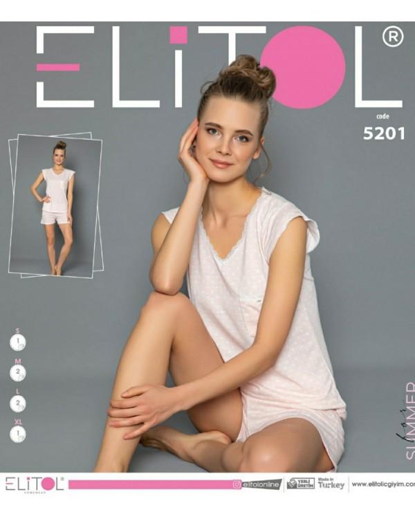 Молодіжна піжама ELITOL 5201