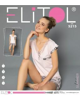Молодіжна піжама ELITOL 5215