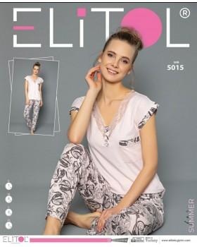 Молодіжна піжама Elitol 5015