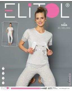 Молодіжна піжама Elitol 5006