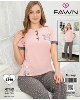 Молодіжна піжама FAWN 5246