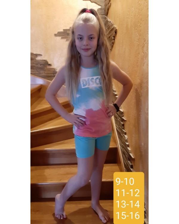 Дитяча піжамка для дівчат Vienetta 008089