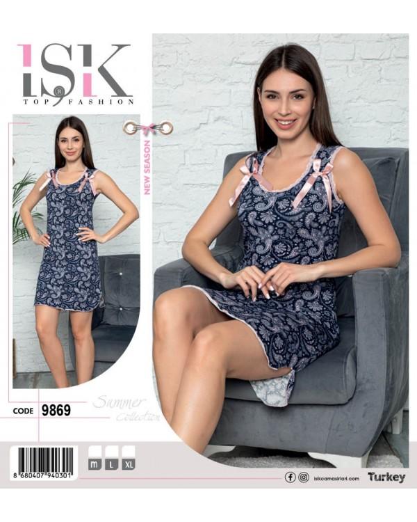 Жіноча сорочка ISIK 9869