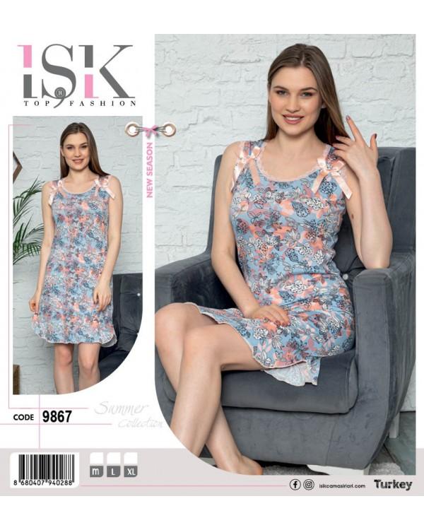 Жіноча сорочка ISIK 9867