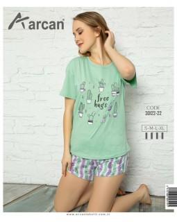 Молодіжна піжама Arcan Free Hugs