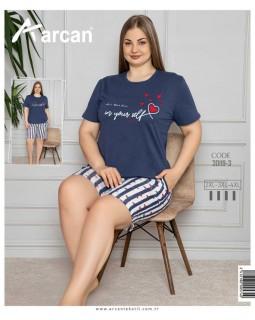 Жіноча піжама Arcan 30119-3