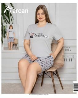 Жіноча піжама Arcan 30119-5