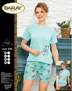 Молодіжна піжама BARAY 070-2