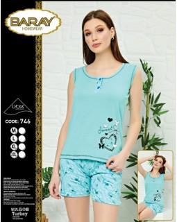 Молодіжна піжама BARAY 746-2