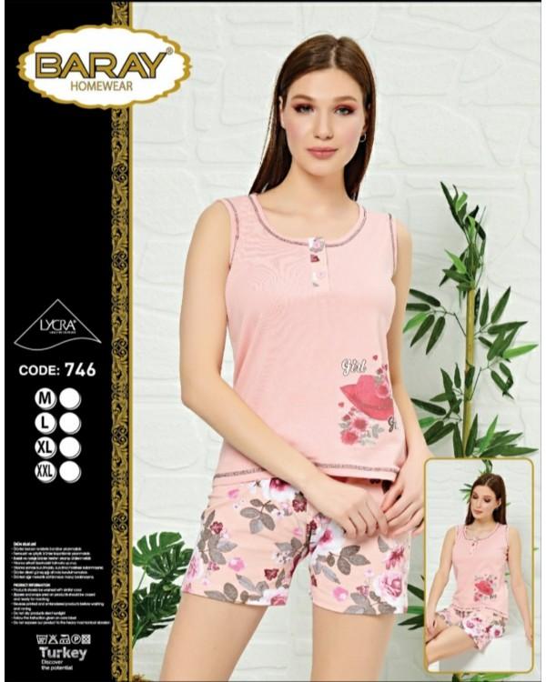 Молодіжна піжама BARAY 746-1