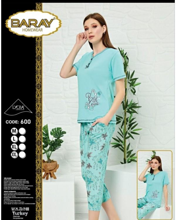 Молодіжна піжама BARAY 600-2