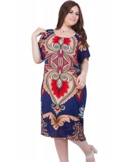Молодіжне плаття штапель 8036