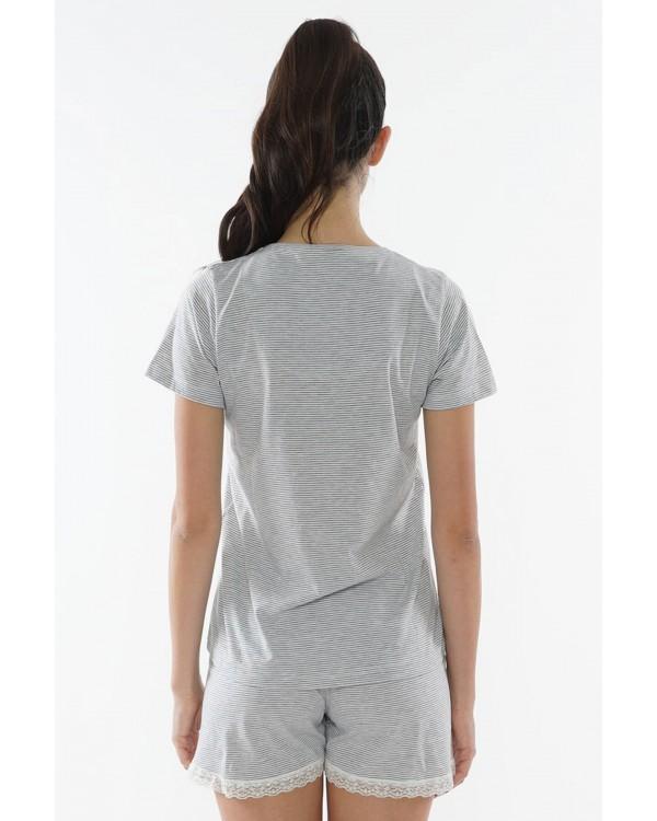 Молодіжна піжама з шортами Vienetta