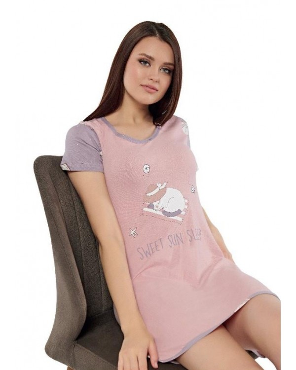 Молодіжна сорочка Pink Secret 3222