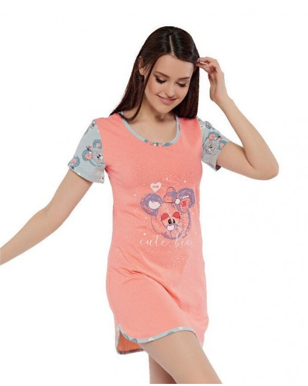 Молодіжна сорочка Pink Secret 3218