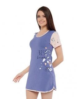Молодіжна сорочка Pink Secret 3224