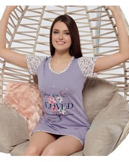 Молодіжна сорочка Pink Secret 3216
