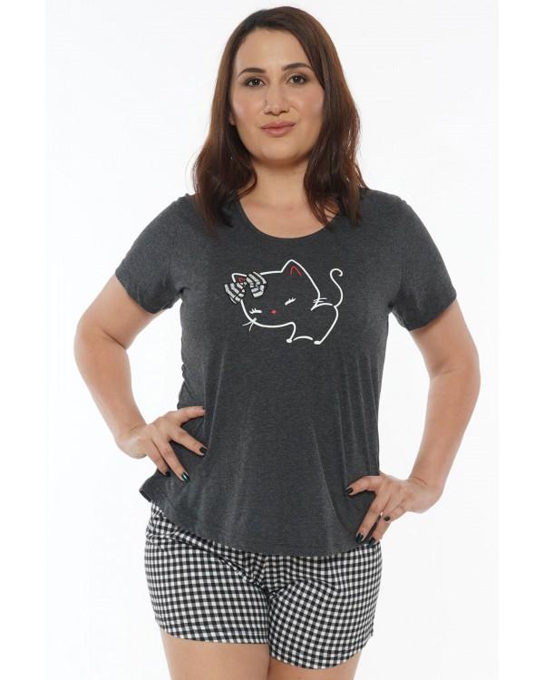 Молодіжна піжама Vienetta CAT