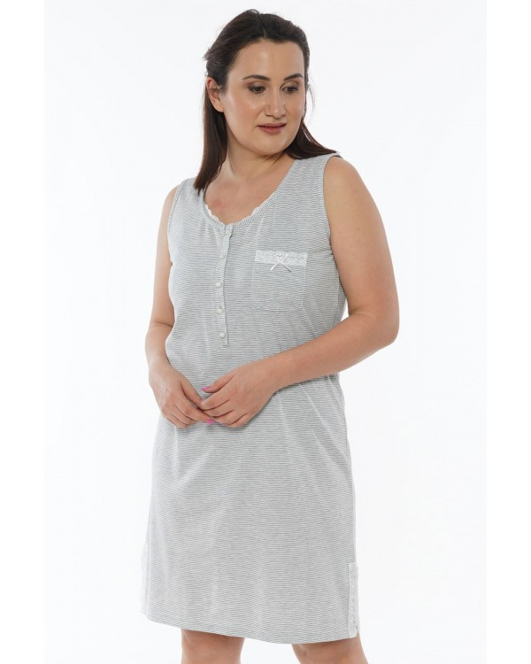 Молодіжна нічна сорочка Vienetta Gray