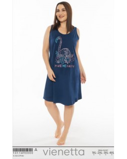 Молодіжна нічна сорочка Vienetta MAKE ME HAPPY