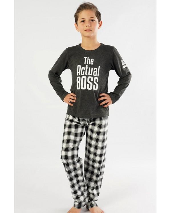 Піжама хлопчача GAZZAZ The Actual Boss