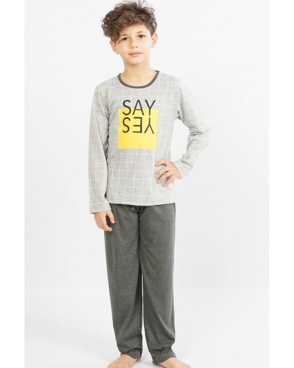 Піжама хлопчача GAZZAZ Say Yes