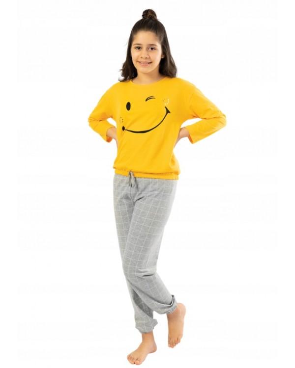 Піжама дівчача GAZZAZ Smile