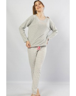 Ангорова піжама зі штанами Vienetta