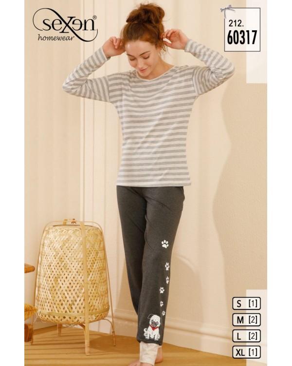 Молодіжна піжама SEXEN 60317